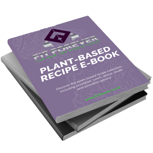 Plant Based Recipe E-Book